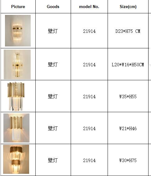 LUXXU STYLE LIGHTS MADE IN CHINA